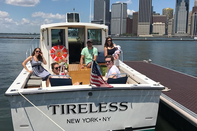 Private Boat Tour in New York City
