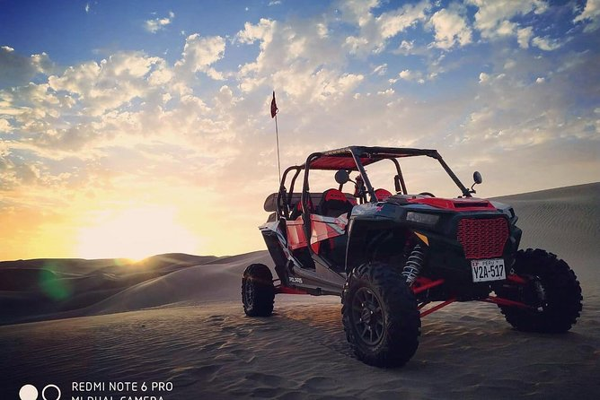 Buggy and Sandboarding Private Service