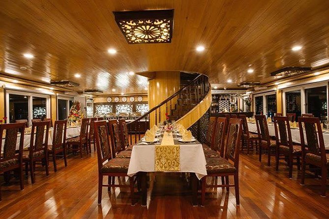 Halong Bay 3 days 2 nights on Christina Diamond Cruise 4 STARS LUXURY photo 8