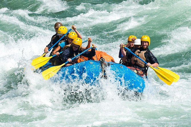 White Water Rafting Trip on the Trishuli River with private luxurious vehicle