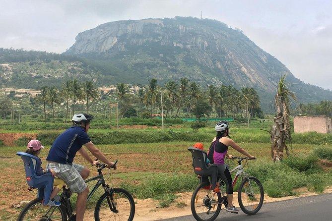 Full-Day Nandi Hills Countryside Tour by Bike