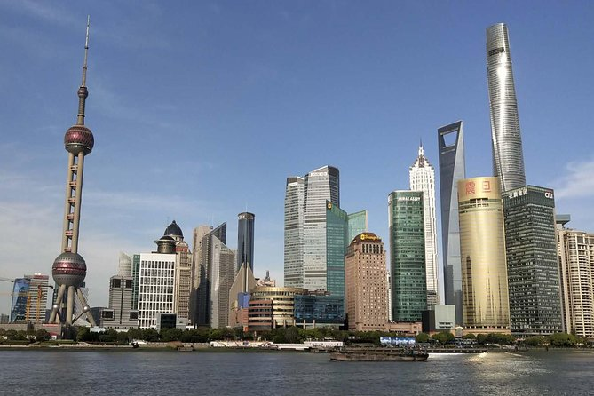 Shanghai City Highlight Private Day Tour