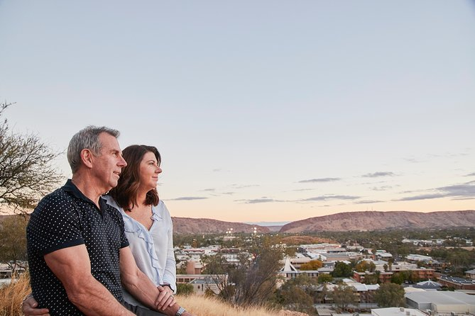 Alice Springs Highlights Half-Day Tour