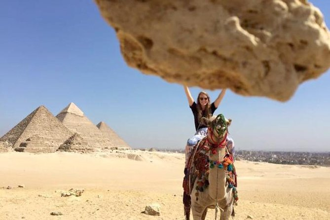 Private Full Day Guided Tour: Giza Pyramids and Egyptian Museum with Camel Ride and Lunch photo 13