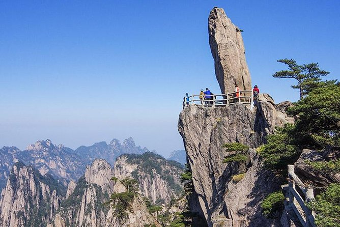 2-Day Huangshan Tour by Cable Car with Private Transfer and Lunch from Shanghai