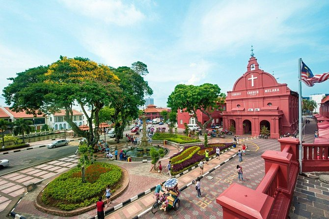 Historical City Of Malacca Day Tour With Lunch & Guide