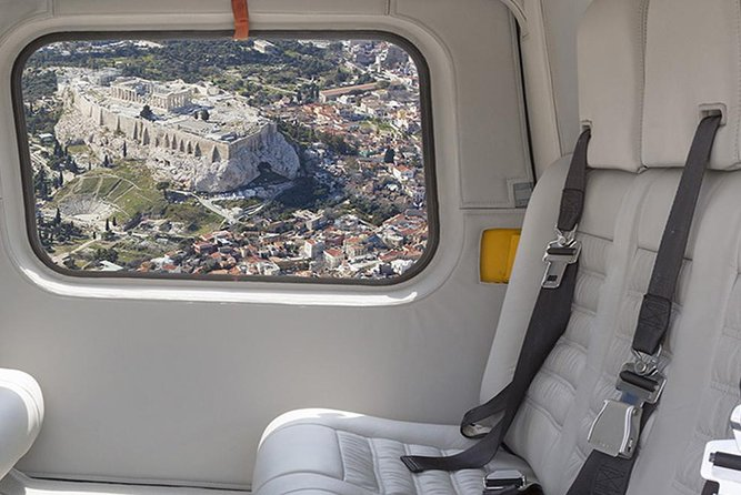 Helicopter Sightseeing Tour Athens
