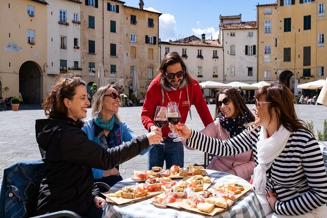 Lonely Planet Experiences: Lucca Aperitivo Tour with Food & Wine
