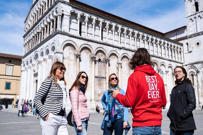 Lonely Planet Experiences: Private Lucca Aperitivo Tour with Food & Wine