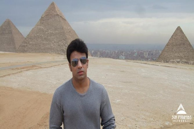 Private Tour Giza Pyramids, Memphis and Sakkara Tour