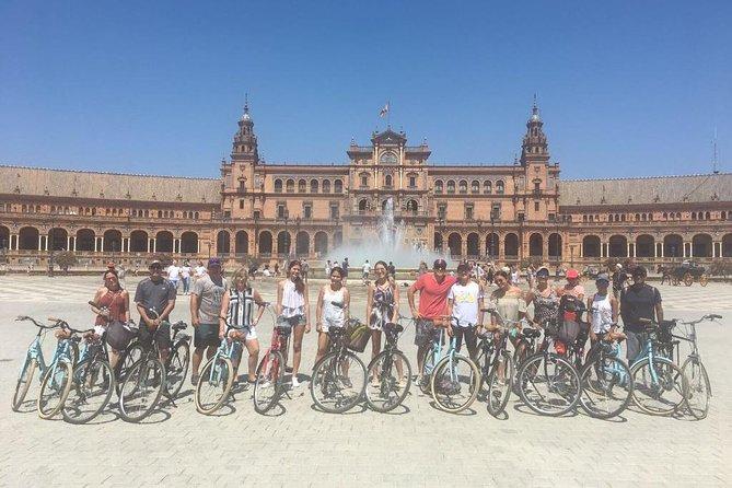 Sevilla Daily Bike Tour
