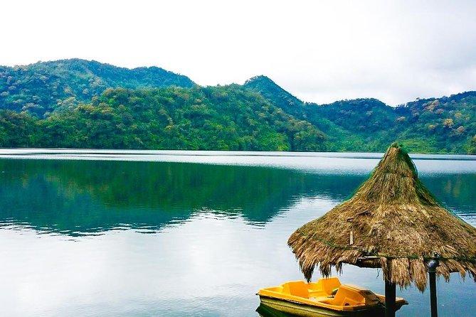 Twin Lake Danao and Balinsasayao Private Day Tour