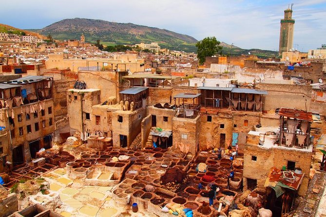 Private walking tour of the medina in Fez