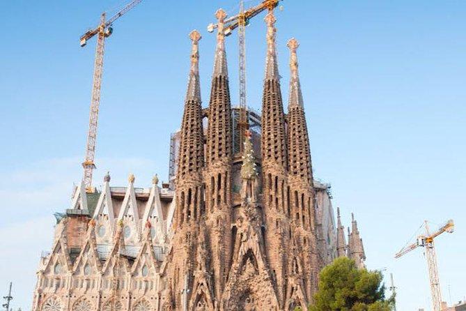 Early Entrance Tour of Sagrada Familia, Barcelona