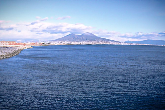 Full Day to the Pompeii And Vesuvius With Lunch. Transfer from Naples