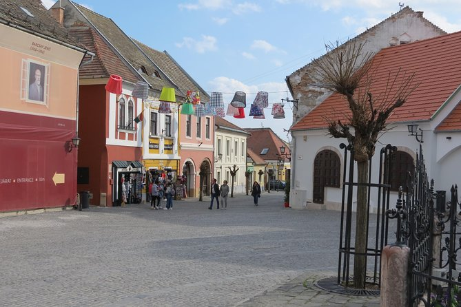 Bicycle tour to Szentendre with a twist