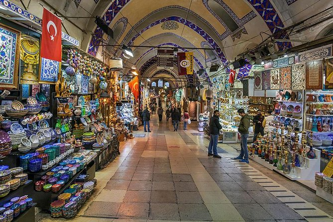 Full Day Istanbul Classic Old City Tour