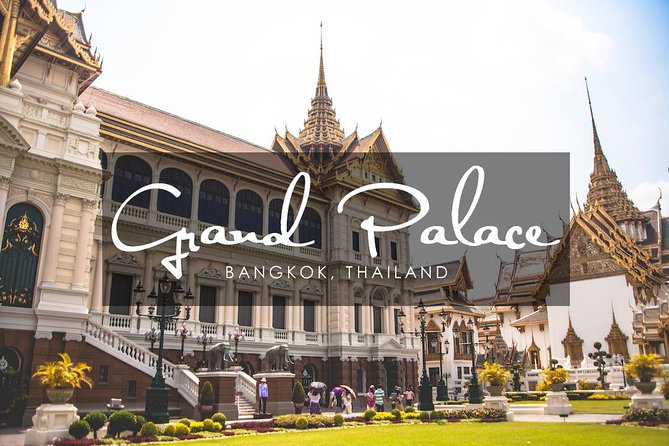 Bangkok Royal Grand Palace Tour photo 1