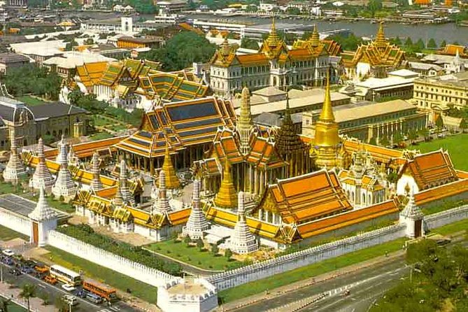 Bangkok Royal Grand Palace Tour