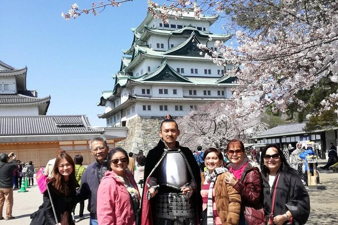 Moka's Nagoya Tour 【Nagoya Highlight Tour】 Nagoya Castle, Sakae, Osu Kannon