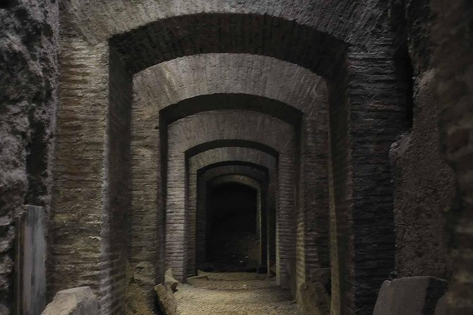 The Catacombs of Rome - Small Group Tour - Transportation included