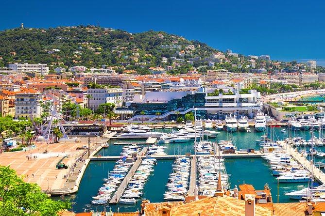 Cannes Walking Tour