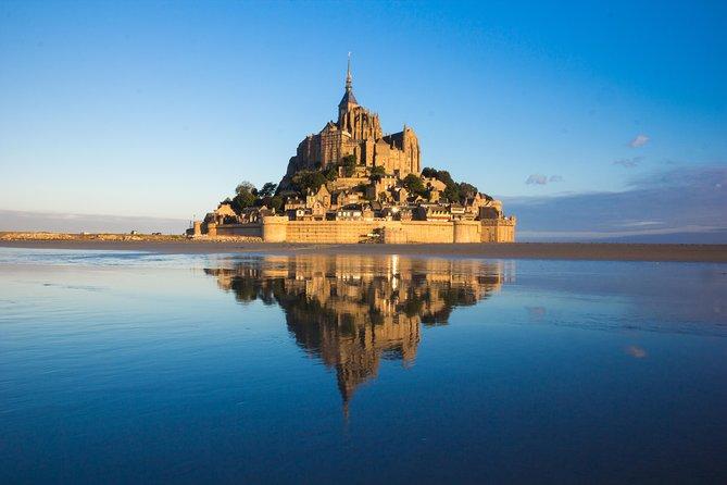 Mont Saint Michel Day Trip from Paris, Paris, FRANCIA