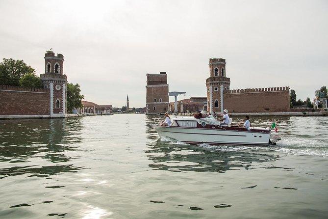 Privécruise: historische vestingwerken in de lagune van Venetië