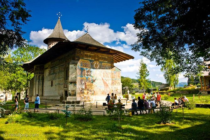 5 days Maramureș and Bucovina tour