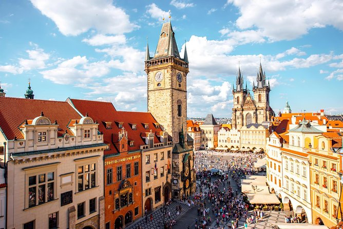 Prague tour by Car (6hrs)