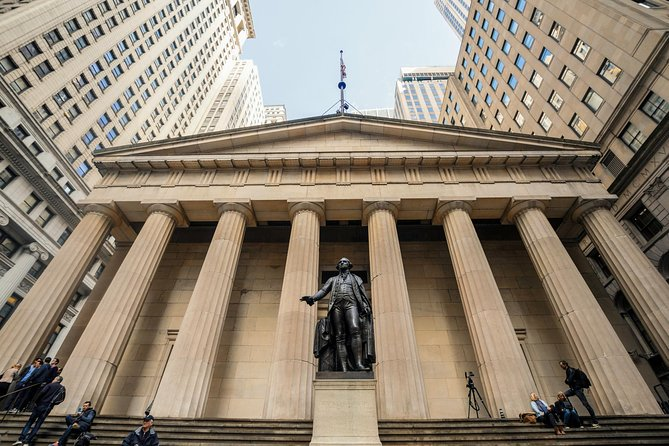 History of Wall Street Walking Tour
