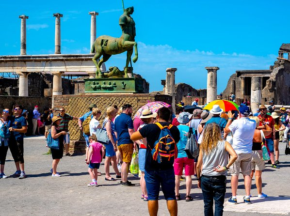 Skip the Line: Pompeii Ruins Ticket