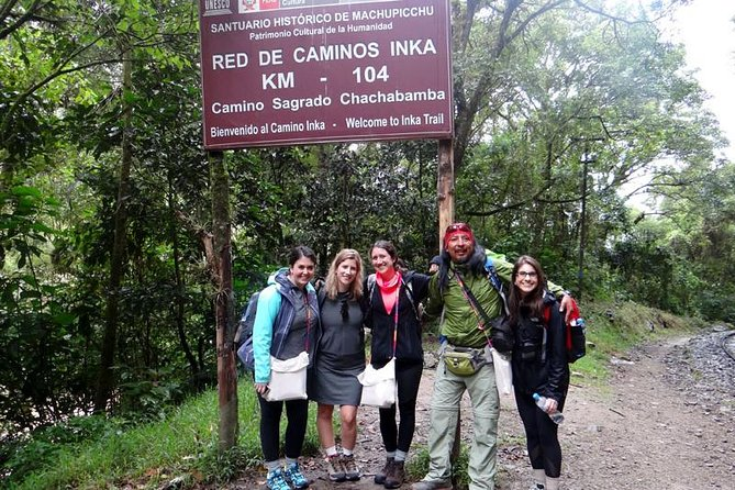 Short Inka Trail to Machupicchu 2 Days