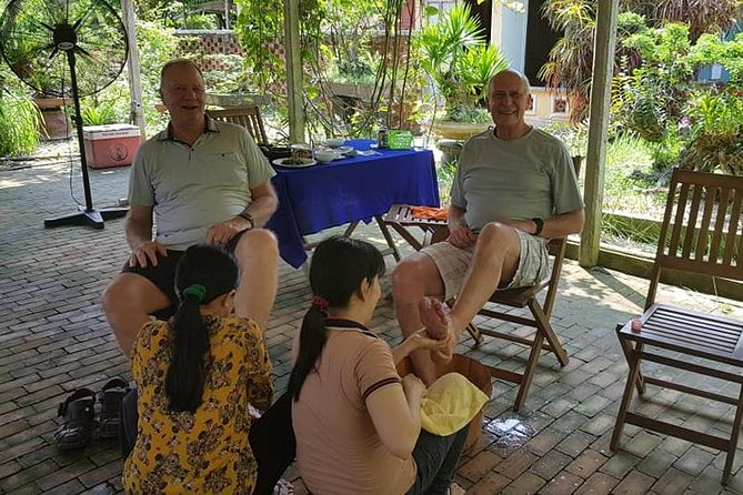 SHORE EXCURSION TIEN SA or CHAN MAY port to HOI AN COUNTRYSIDE plus FOOT MASSAGE