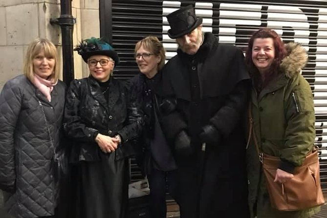 Jack the Ripper Walking Tour with Expert Ripperologist