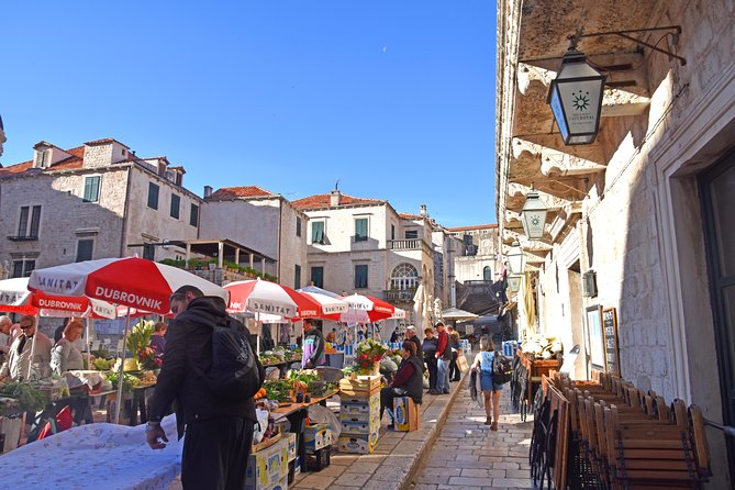 Dubrovnik Early Bird Walking Tour