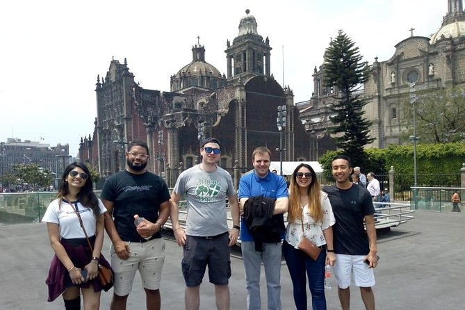Private Tour Mexico City on a budget, you choose!