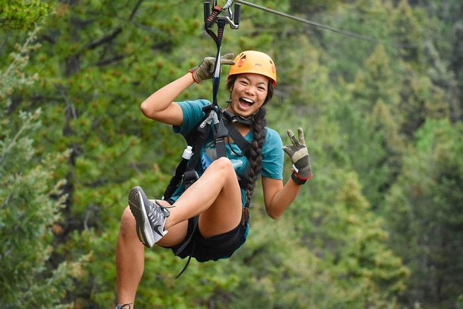 Rocky Mountain Zipline Adventure photo 1
