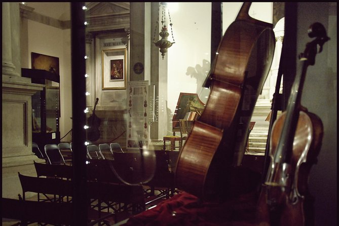 Interpreti Veneziani Concert in Venice Including Music Museum
