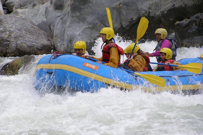 Full Day Urubamba River Rafting Adventure photo 3