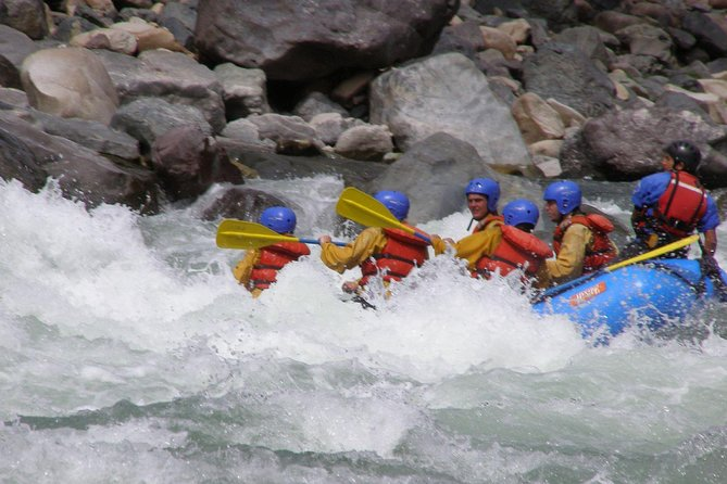 Full Day Urubamba River Rafting Adventure photo 2