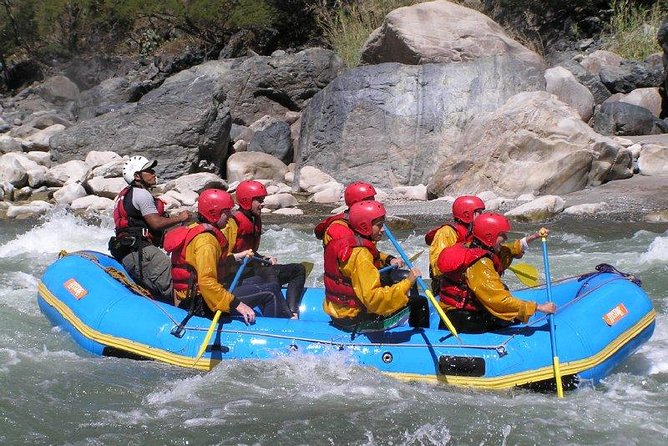 Full Day Urubamba River Rafting Adventure photo 6