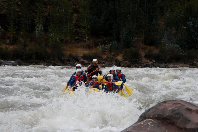 Full Day Urubamba River Rafting Adventure photo 4