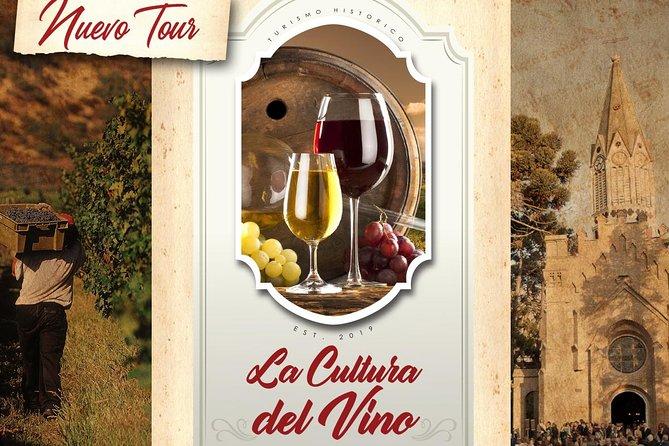 Tour de mediodía : La cultura del Vino
