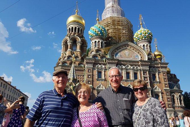 City drive tour & Hermitage - Private Visa-Free Shore Excursion