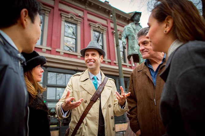 The Forbidden Downtown and Gastown Walking Tour