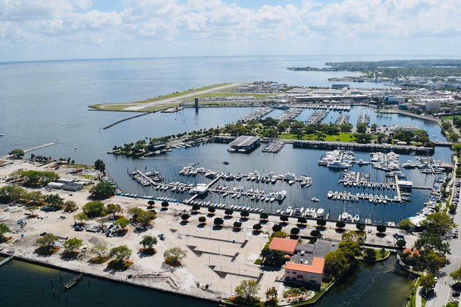 Magnificent Helicopter Tour -Tampa Bay, Skyway Bridge, Beaches of Pinellas Co. photo 9