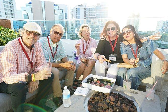 Sarasota High Top Hop Tour: Cocktails, Food, History, Fun!