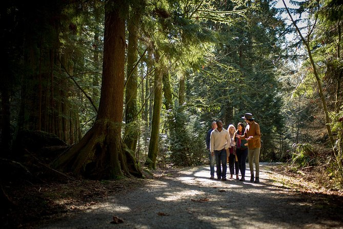 Vancouver Secrets of Stanley Park Walking Tour