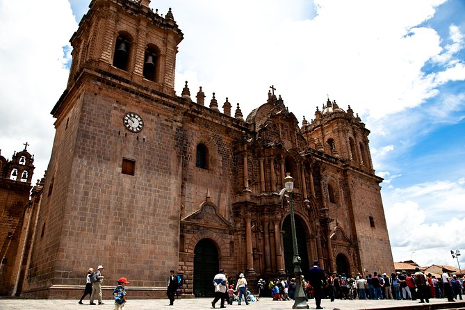 Half-Day City Tour of Cusco Including Tambomachay